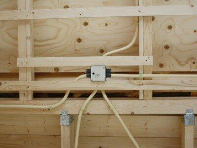 Aanleg van een elektrische installatie