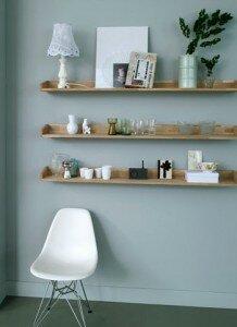 Alles over schappen klus uw hulp voor klussen en tuinieren - Kleur van de muur kamer verf ...