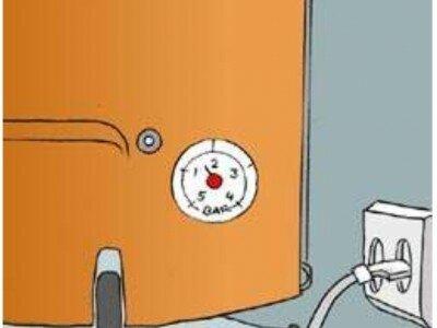 CV-installatie bijvullen met water 4