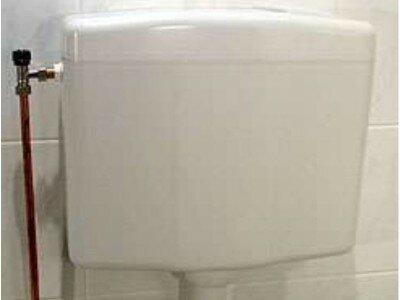 Doorlopen of te langzaam vollopen toilet
