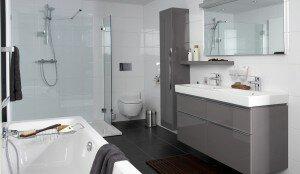 Een badkamer ontwerp maken » Klus-info.nl » Uw hulp voor klussen en ...