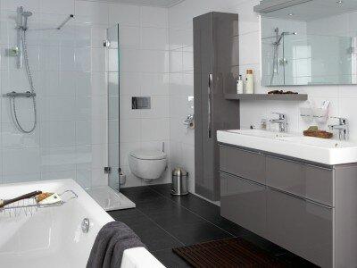 Een badkamer ontwerp maken 1