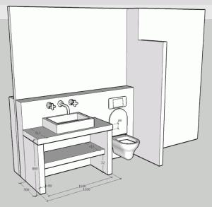 badkamer indeling maken ~ lactate for ., Deco ideeën