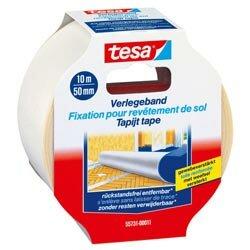Gereedschap en hulpmiddelen om tapijt te leggen, dubbelzijdig plakband