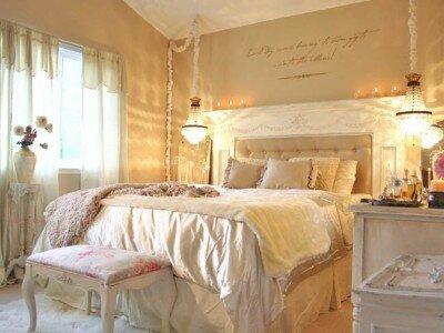 Glamour slaapkamers