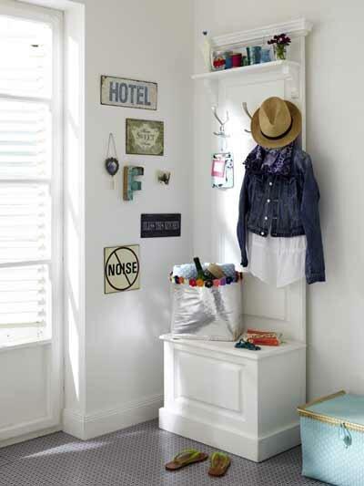 De hal inrichten interieur tips en advies klus - Deco gang huis ...