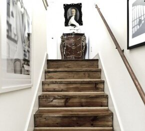 Krakende trap klus uw hulp voor klussen en tuinieren - De trap van de bistro ...