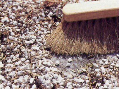 Lekkage plat dak repareren