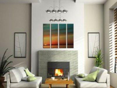Schilderijen, foto's of kunstwerken ophangen
