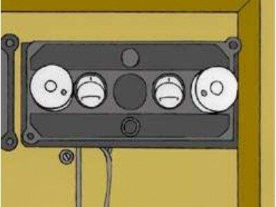 Stop vervangen meterkast