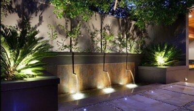 Tuinverlichting schakelen