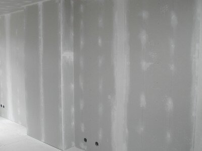 Voorzetwand met gipsplaten maken