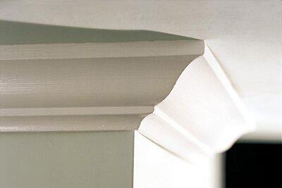Ongebruikt Plafondlijsten plaatsen » Klus-info.nl » Klussen » Plafond HU-99